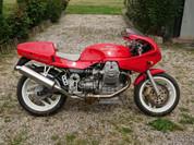 1992 Moto Guzzi Daytona Mono Posts