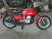 1976 Moto Guzzi Mk1 Le Mans
