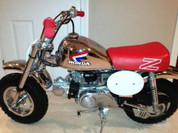 1986 Honda Z50 Chrome Special