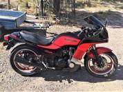 1984 Kawasaki GPz750 Turbo