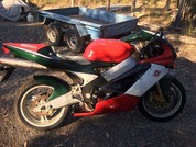 2000 Bimota SB8R Tricolor