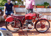 1948 MV Agusta GP125 Faenza