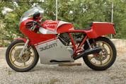 1981 Ducati NCR Daspa Replica