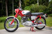 1962 Honda CB72