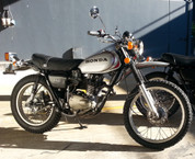 1972 Honda XL250 Motosport