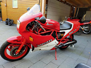 1988 Ducati F3