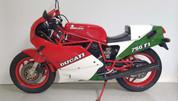 1988 Ducati 750 F1
