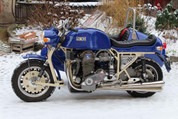 1973 Münch Mammoth Sidecar