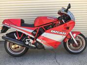 1988 Ducati 750-Sport