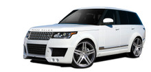 2015 Land Rover Range Rover  Kit-2013-2015 Land Rover Range Rover AF-1 Complete Wide Body Kit ( GFK PUR-RIM ) - 20 Piece - Includes AF-1 Wide Body Fro