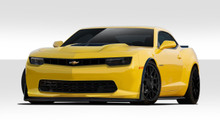 2015 Chevrolet Camaro  Kit-2014-2015 Chevrolet Camaro Duraflex Stingray Z Look Body Kit - 10 Piece - Includes Stingray Z Look Front Bumper Cover (1098