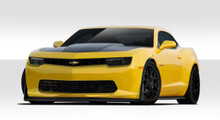 2015 Chevrolet Camaro  Kit-2014-2015 Chevrolet Camaro Duraflex Stingray Z Look Body Kit - 7 Piece - Includes Stingray Z Look Front Bumper Cover (10980