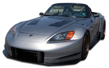 2008 Honda S2000  Kit-2000-2009 Honda S2000 Duraflex AM-S Wide Body Kit - 8 Piece - Includes AMS Wide Body Front Bumper Cover (106023) AMS Wide Body S