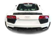 2014 Audi R8  Rear Bumper-2008-2015 Audi R8 AF Signature Series Rear Bumper ( GFK ) - 1 Piece