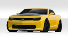 2015 Chevrolet Camaro  Kit-2014-2015 Chevrolet Camaro Duraflex Stingray Z Look Body Kit - 4 Piece - Includes Stingray Z Look Front Bumper Cover (10980