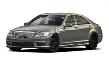 2013 Mercedes S Class  Kit-2010-2013 Mercedes S Class W221 Vaero S63 Look Kit ( without PDC ) - 4 Pieces - Includes S63 Look Front Bumper Cover (10987