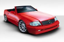 1999 Mercedes SL - Mercedes  Kit-1990-2002 Mercedes SL Class R129 Duraflex BR-S Body Kit - 6 Piece - Includes BR-S Front Bumper (112839) BR-S Side Ski