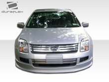 2008 Ford Fusion  Front Lip-Add On-2006-2009 Ford Fusion Duraflex Racer Front Lip Under Spoiler Air Dam - 1 Piece