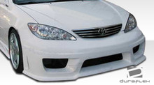 2002 Toyota Camry  Front Bumper-2002-2006 Toyota Camry Duraflex Sigma Front Bumper Cover - 1 Piece