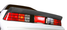 1990 Chevrolet Camaro  Wing-1982-1992 Chevrolet Camaro Carbon Creations Xtreme Wing Trunk Lid Spoiler - 3 Piece
