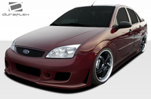 2005 Ford Focus HB Kit-2005-2007 Ford Focus HB Duraflex B-2 Body Kit - 4 Piece - Includes B-2 Front Bumper Cover (106859) B-2 Side Skirts Rocker Panel
