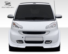 2012 Smart ForTwo  Front Lip-Add On-2008-2016 Smart ForTwo Duraflex GT300 Wide Body Front Lip Under Spoiler Air Dam - 1 Piece