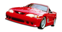 1996 Ford Mustang  Kit-1994-1998 Ford Mustang Duraflex Colt Body Kit - 4 Piece - Includes Colt Front Bumper Cover (101434) Colt Rear Bumper Cover (101