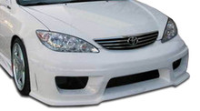 2003 Toyota Camry  Kit-2002-2006 Toyota Camry Duraflex Sigma Body Kit - 4 Piece - Includes Sigma Front Bumper Cover (103288) Sigma Side Skirts Rocker
