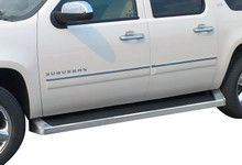 2018 Chevy Avalanche   Truck Running Board - APS-IB03RIJ6A-2018A