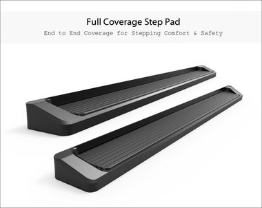 2021 Toyota Tacoma Extended Cab/Access Cab  Truck Running Board - APS-IB20RJE6B-2021