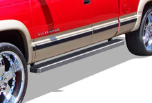 1997 Chevy C/K Extended Cab  Truck Step 4 Inch - APS-IB03DJA4A-1997B