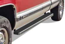 1989 Chevy C/K Extended Cab  Truck Step 5 Inch - APS-IB03EJA4A-1989A