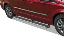 2012 Chrysler Town & Country   Truck Step 6 Inch SS - APS-IB04FCF1C-2012A
