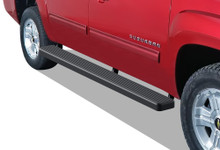 2012 Chevy Avalanche 1500   Truck Step 6 Inch SS - APS-IB03FJB2H-2012C