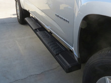 2021 Chevy Colorado Extended Cab  Running Board-S Series - APS-WB03SAI8B-2021A