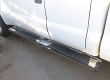 2002 Ford F-250 SuperCab  Running Board-S Series - APS-WB06SJJ3S-2002C