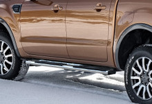2019 Ford Ranger SuperCrew Cab  Running Board-S Series - APS-WB06SBC9S-2019