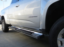 2021 Chevy Colorado Extended Cab  Running Board-S Series - APS-WB03SAI8S-2021B