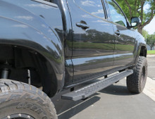2017 Toyota Tacoma Double Cab/Crew Cab  Running Board-T Series - APS-WB20TJE8B-2017