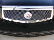 2007 Cadillac CTS   Mesh Grille - APS-GR01GGI22T-2007