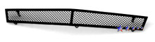 2008 Cadillac CTS   Black Wire Mesh Grille - APS-GR01GFE78H-2008B
