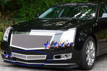 2013 Cadillac CTS   Mesh Grille - APS-GR01GFE78T-2013B