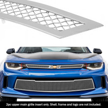 2016 Chevy Camaro 1SS  Mesh Grille - APS-GR03GFC65T-2016B