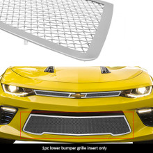 2016 Chevy Camaro SS  Mesh Grille - APS-GR03GFC66T-2016