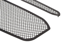 2015 Chevy Cruze   Black Wire Mesh Grille - APS-GR03GFC42H-2015