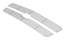2003 Chevy Avalanche 1500   Sheet Grille - APS-GR03DEG17A-2003F