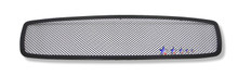 2005 Nissan Maxima   Stainless Steel Billet Grille - APS-GR14FED09S-2005