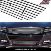 2009 Nissan Maxima   Mesh Grille - APS-GR14GGG74T-2009