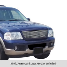 2001 Toyota Tacoma   Black Wire Mesh Grille - APS-GR20GED38H-2001