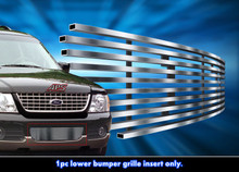 2002 Toyota Tacoma   Black Wire Mesh Grille - APS-GR20GED38H-2002